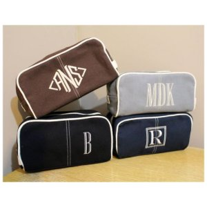 on sale 91737 5ba49 Cosmetic Bags   Toiletry Bags Archives - Marshmallow Dream Monogram ...